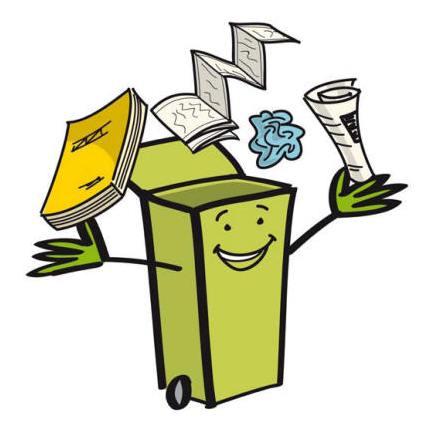Zber papiera - Obrázok 1